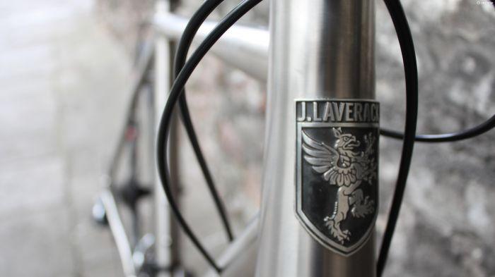 Bikeradar 'first look' - J Laverack Bicycles